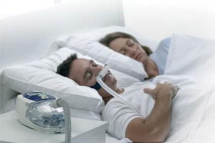 Appareil contre l'apnée du sommeil