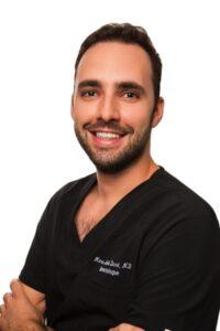 Dermatologie en clinique privée.